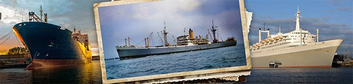 Ships Nostalgia banner