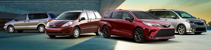 Toyota Sienna Forum - siennachat.com banner