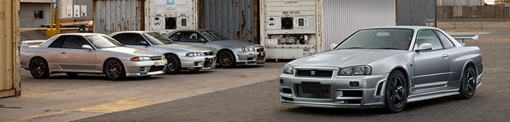 Skyline Owners Forum banner