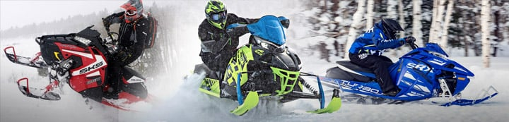 Snowmobile Fanatics banner