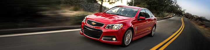 Chevy SS Forum banner