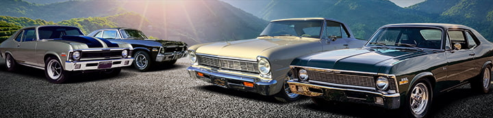 Chevy Nova Forum banner