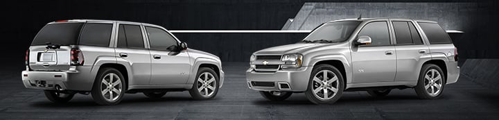 Chevy Trailblazer SS Forum banner