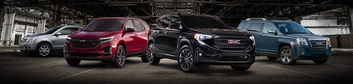 GMC Terrain, Equinox, and SRX Forum banner