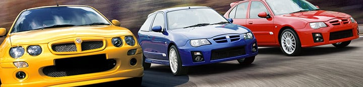 MG ZR Forums banner