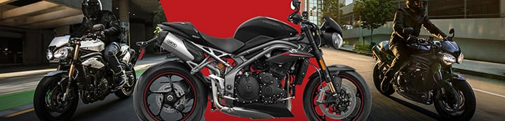 The Speed Triple Forums banner