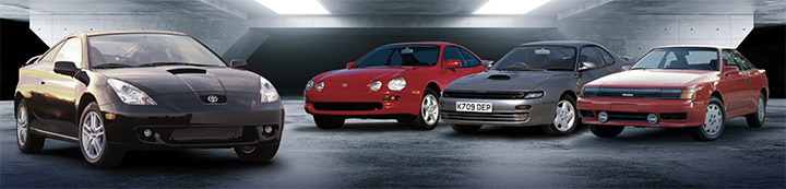 Toyota Celica Forum banner