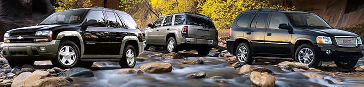 Chevy TrailBlazer, TrailBlazer SS and GMC Envoy Forum banner