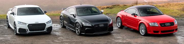 Audi TT Forum banner