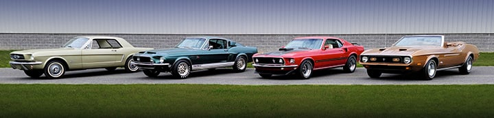Vintage Mustang Forums banner