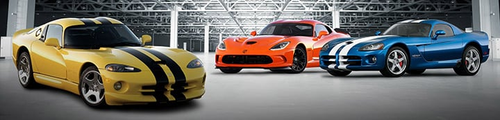 Dodge SRT Viper Forums : ViperAlley banner
