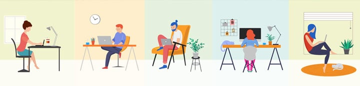Working From Home Forum banner