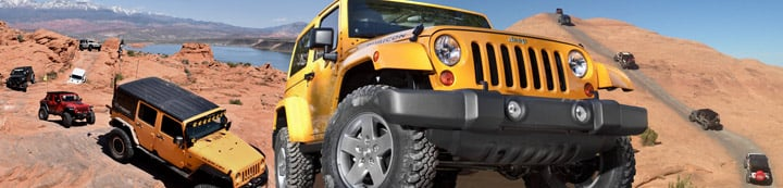 Jeep Wrangler Forum banner