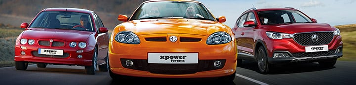 MG & Rover - XPower Forums banner