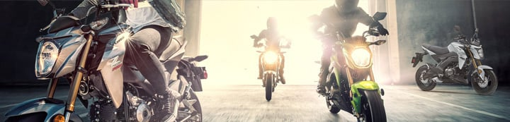 Kawasaki Z125 Forum banner