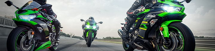 Kawasaki Ninja ZX-6R Forum banner