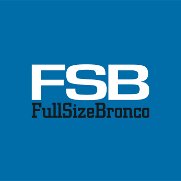 Community avatar for Full Size Bronco Forums