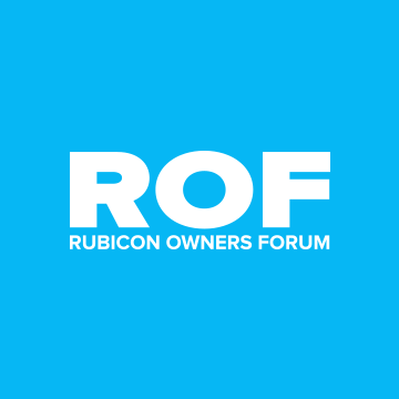 Community avatar for Rubicon Owners Forum