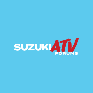 Community avatar for Suzuki ATV Forum